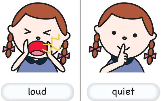 quiet ingles