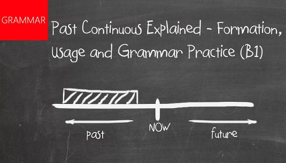 Past Continuous  ingles